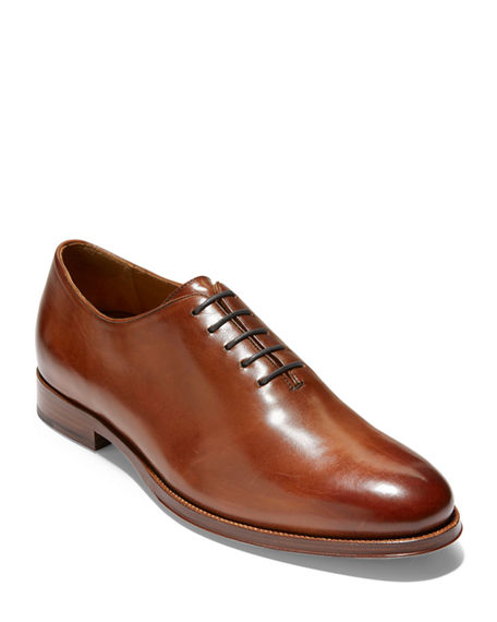 Cole Haan Oxford MEN'S GRAMMERCY WHOLE-CUT OXFORDS