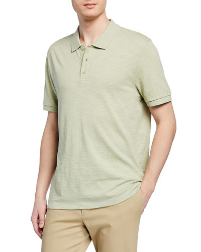 Vince Men's Classic Fit Polo Shirt