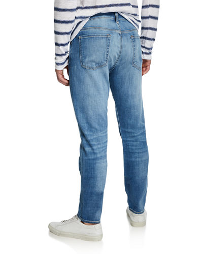 7 For All Mankind Men's Ryley Straight-Leg Jeans
