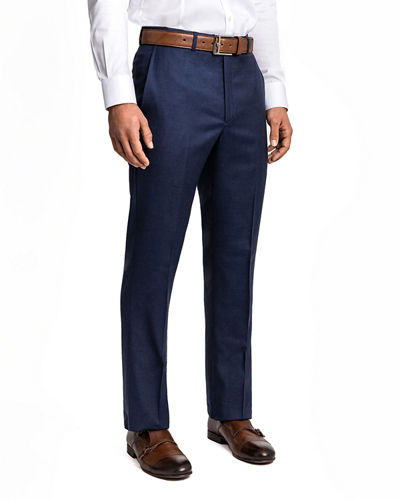 Men's Lux Serge Twill Dress Pants