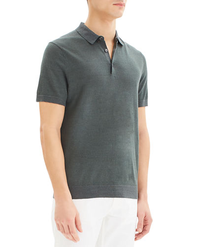 Theory Men's Davies Colona Polo Shirt