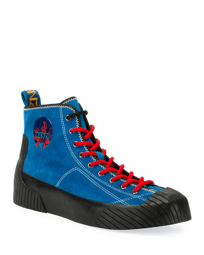 Men's Volkano High-Top Sneakers