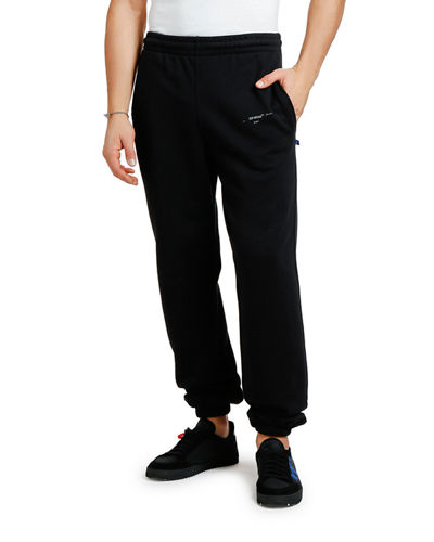 Men's Unfinished Slim Sweatpants