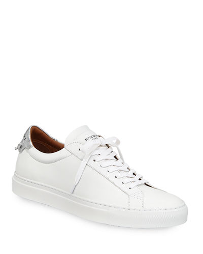 Men's Urban Street Sheep Leather Sneakers