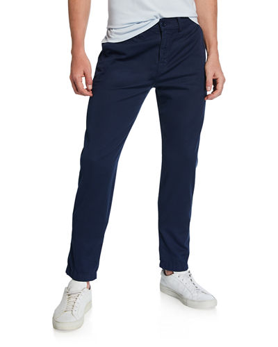 Men's Year Round Slim Fit Chino Pants