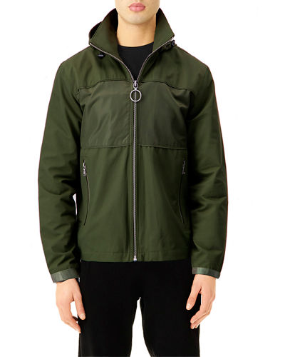 a3a3ae18d Quick Look. The Very Warm · Men's Otto Stand-Collar Weather-Resistant Jacket