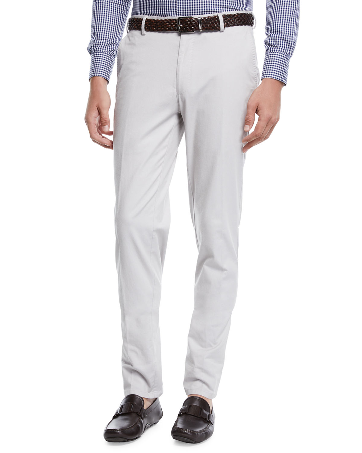 Peter Millar Pants Men's Soft Touch Twill Trousers
