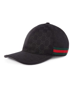 d839c34553bc1 Gucci Men s Original GG Baseball Hat