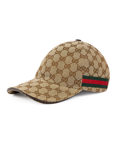 19ca458fbe0ff Quick Look. Gucci · Men s Original GG Baseball Hat
