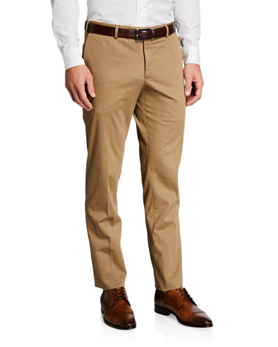 Men's Dressy Silkochino Pants