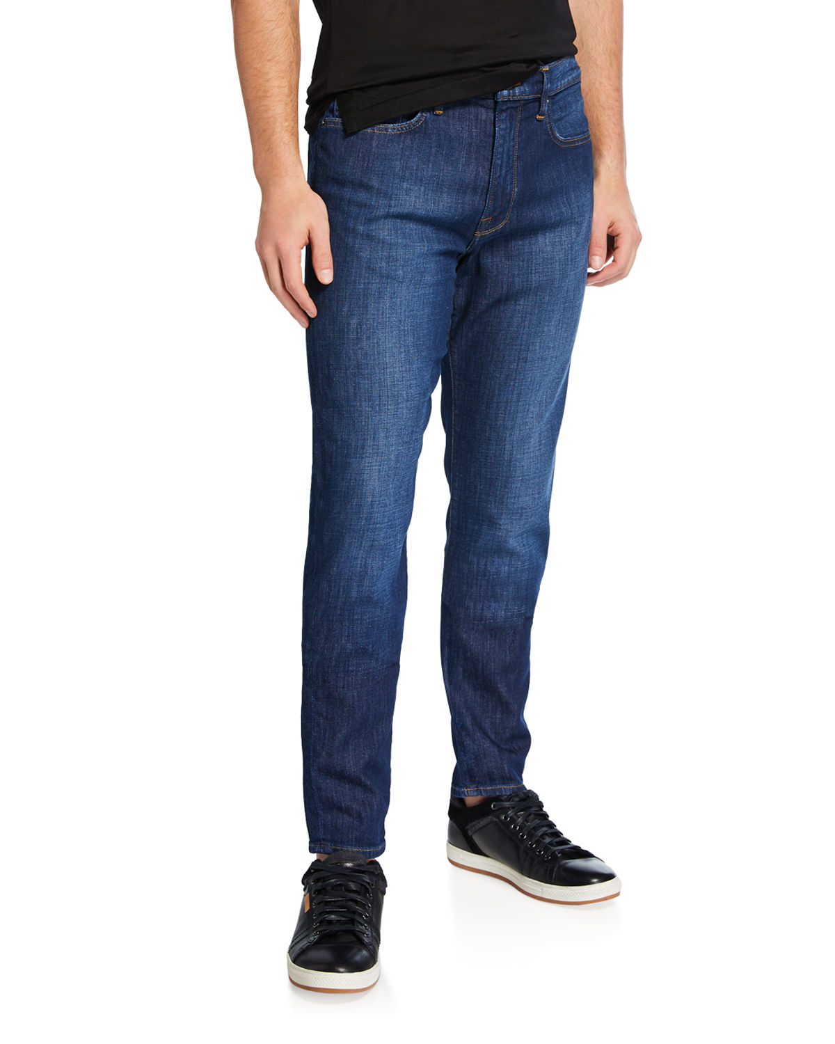 Frame Jeans MEN'S L'HOMME ATHLETIC JEANS