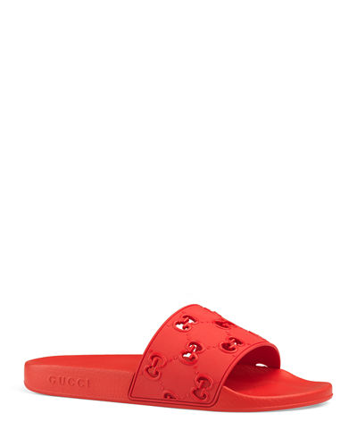 Men's GG Pursuit Slide Sandals