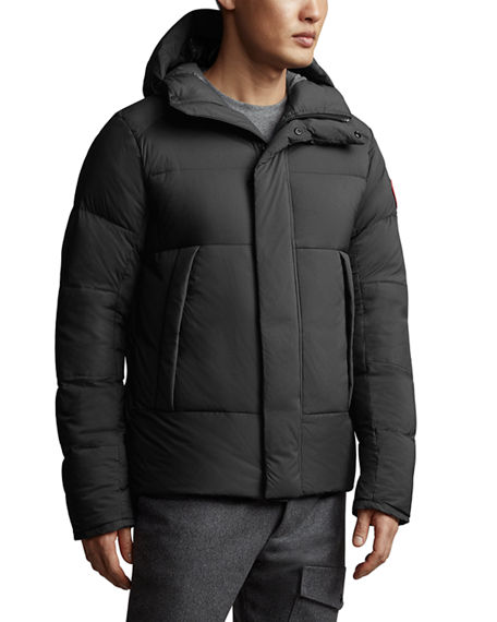 Canada Goose Men's Armstrong Hooded Puffer Jacket