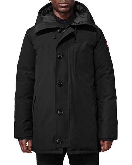 Canada Goose Men's Chateau Hooded Parka