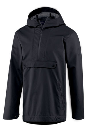Fisher + Baker Men's Greenwich Quarter-Zip Anorak Jacket