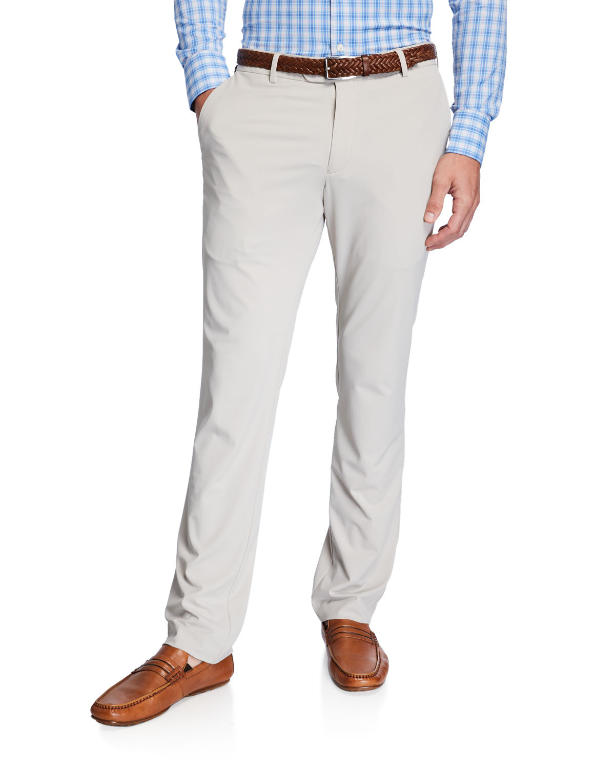 Men's Crown Crafted Performance Pants by Peter Millar