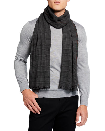 Men's Aberdeen Wool Scarf