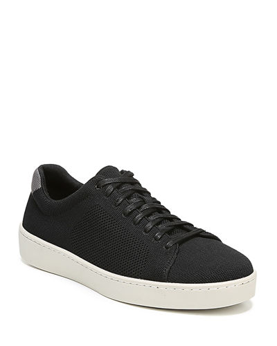 Men's Silos Perforated Low-Top Sneakers