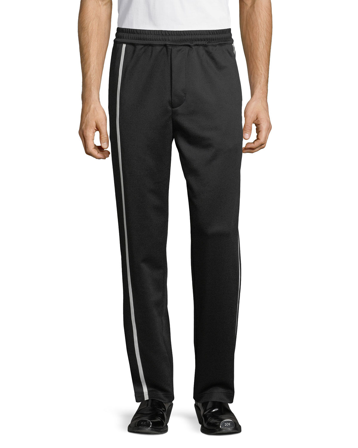 Sport Striped Track Pants