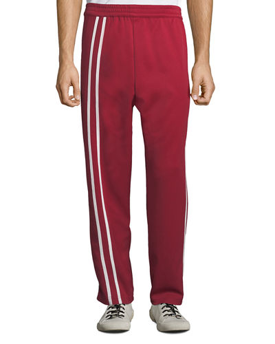 Men's Sport Striped Track Pants