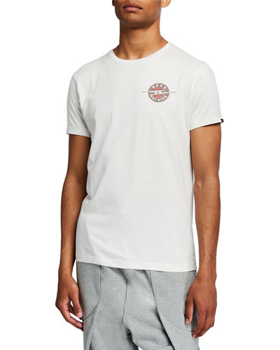 Men's Sunset Recycled Cotton Graphic T-Shirt