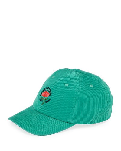 Men's Twill Classic Dad Baseball Cap with Embroidery