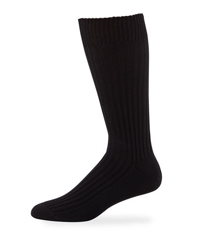 Men's Thick-Knit Casual Socks