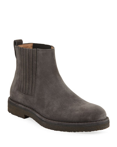 Men's Carmine Valencia Leather Chelsea Boots
