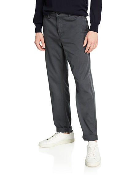 7 for all mankind Men's Year Round Slim Fit Chino Pants