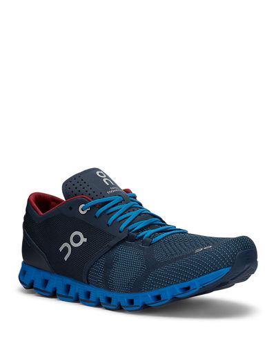 Men's Cloud X Knit Running Sneakers