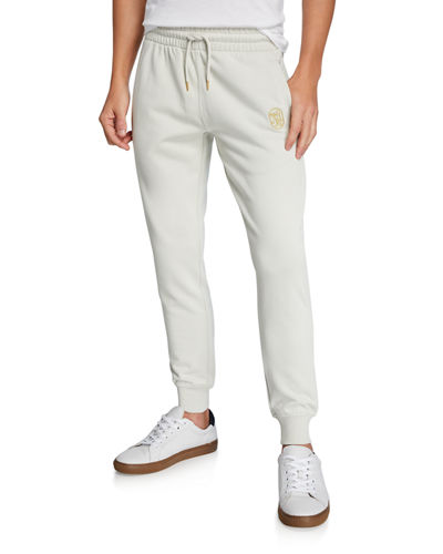 Men's French Terry Cotton Sweatpants