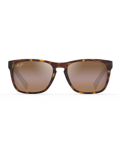 Men's Longitude Polarized Nylon Sunglasses