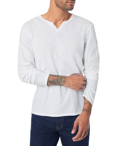 Men's The Wintz Slub Henley T-Shirt