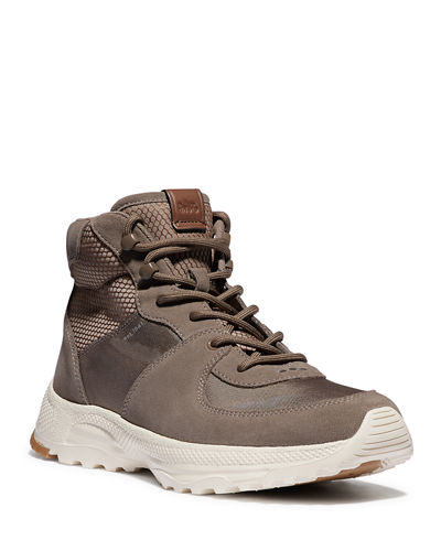 Men's C250 Cordura Mesh & Suede Hiking Boots