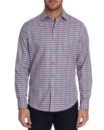 Men's Hackman Graphic Sport Shirt