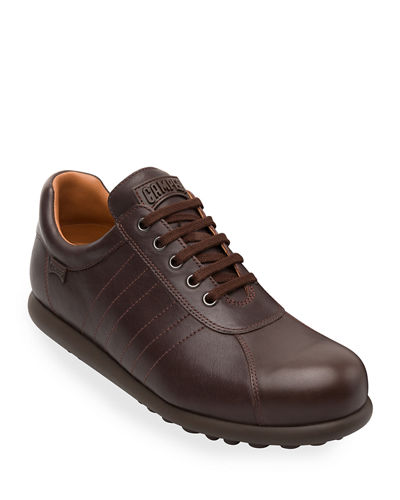 Men's Pelotas Ariel Leather Low-Top Sneakers