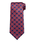 Stefano Ricci Men's Large-Print Luxe Silk Tie