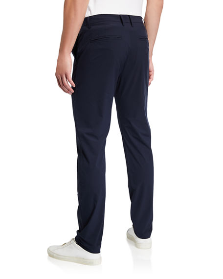 Image 2 of 3: 7 for all mankind Men's Modern Stretch-Twill Pants