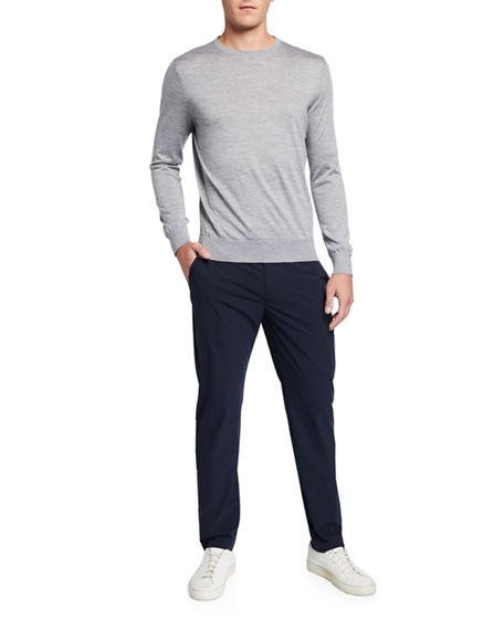 Image 3 of 3: 7 for all mankind Men's Modern Stretch-Twill Pants