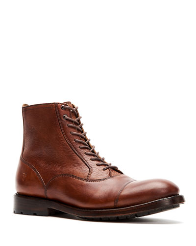 Men's Bowery Leather Boots