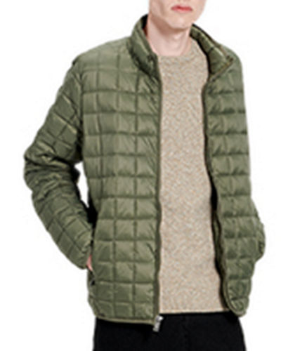 Men's Joel Packable Water-Resistant Quilted Jacket