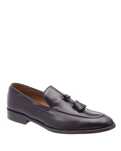 Men's Alfio Leather Tassel Loafers