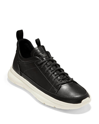 Men's ZeroGrand Explore Leather Sneakers