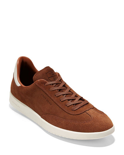 Cole Haan Men's GrandPro Turf Leather Sneakers