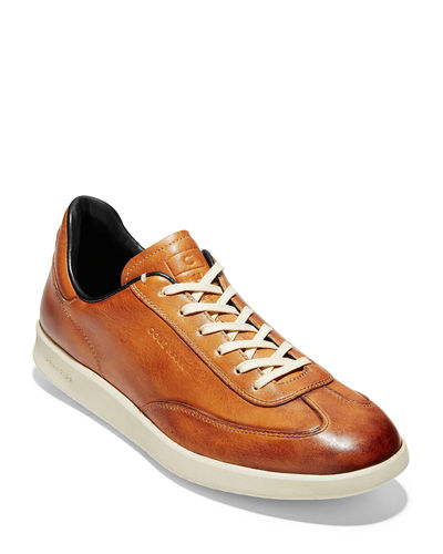 Men's GrandPro Turf Leather Sneakers