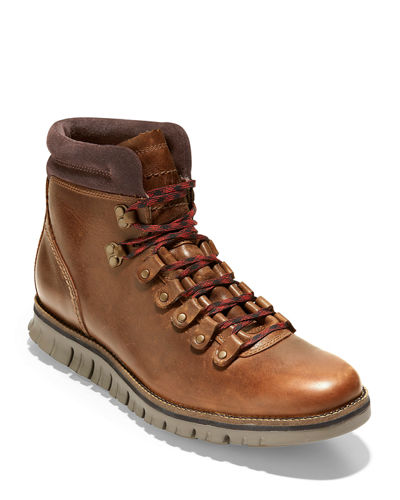 Men's ZeroGrand Waterproof Leather Hiker Boots
