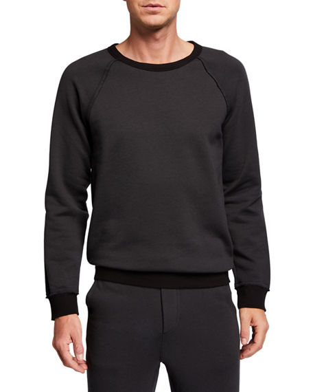 Mills Supply Men's Sonoma French Terry Pullover Sweater