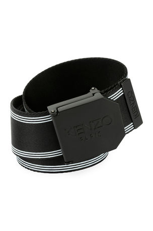 BBBelts Men 1-1//4 Brown Cowhide Silver Clamp On Removable Square Buckle Belt