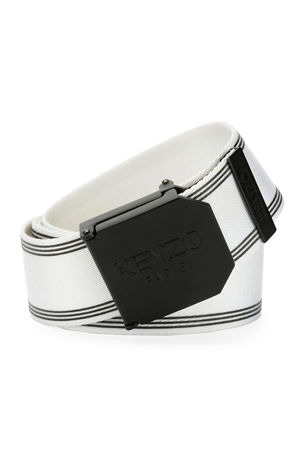 40mm To Boot New York Mens Belt Black 42