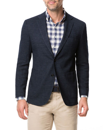 Men's Haldon Two-Button Jacket